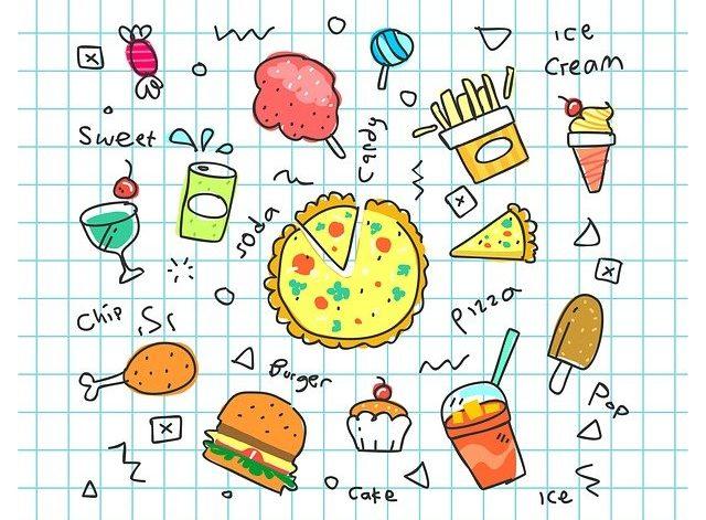 Food ecommerce Web Design